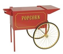 Cart for Theater Pop 12 and 16 oz Popcorn Machine