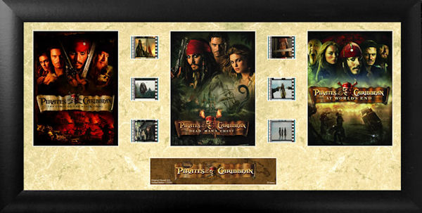 Pirates of the Caribbean (S2) Trilogy