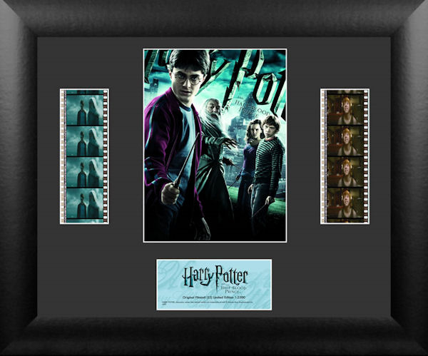 Harry Potter and the Half-Blood Prince� (S3) Double