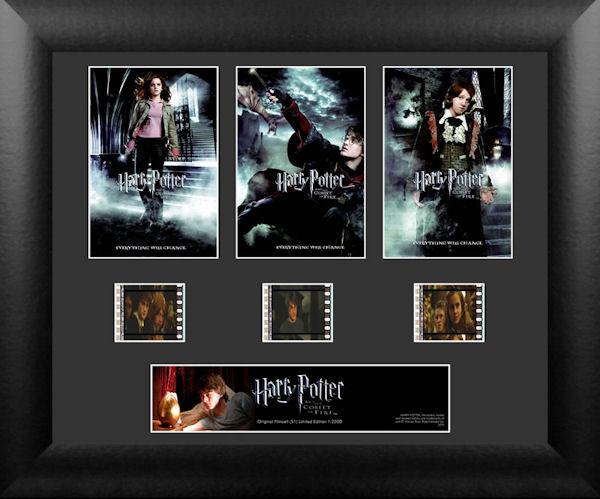 Harry Potter and the Goblet of Fire� (S1) 3 Cell Std