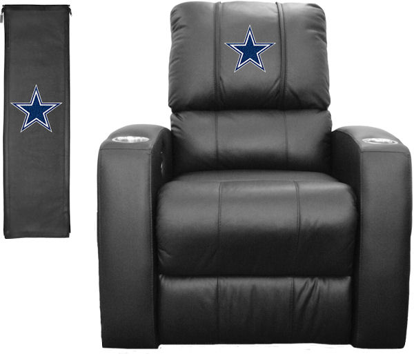 Nfl Home Theater Recliner Dallas Cowboys Stargate Cinema