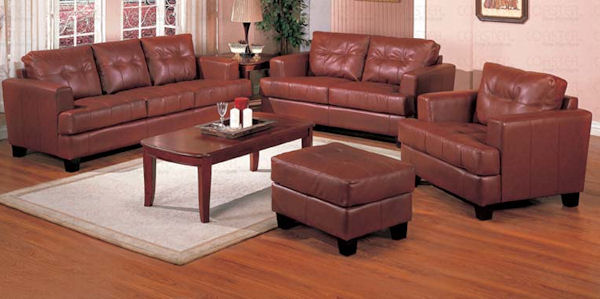The Samuel Collection Brown
