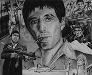 Scarface Collage