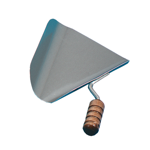 Right Hand Aluminum Jet Scoop