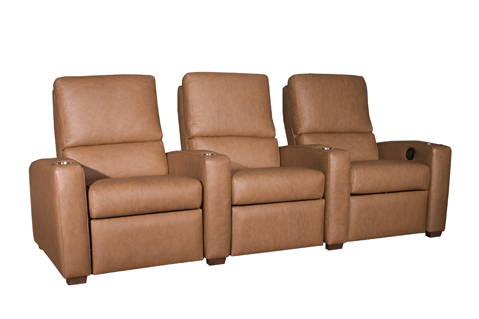 Verona Theater Seating (Standard Leather)