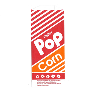 No.3 - 1 oz. Popcorn Bags 1000 count