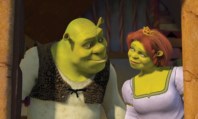 "Shrek and Fiona ""In Love"""