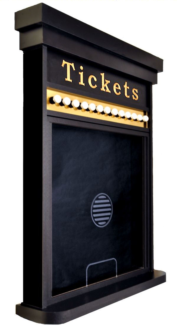 New Slimline Ticket Booth Stargate Cinema Interiors Inside Ideas Interiors design about Everything [magnanprojects.com]