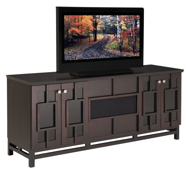 "70"" Contemporary Asian Console"