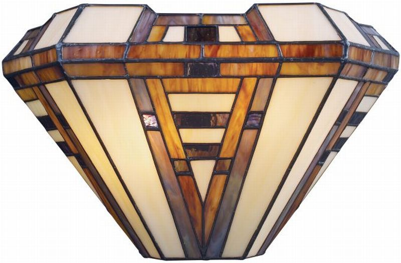American Art Deco Pocket Sconce