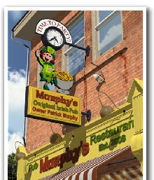 Personalized Time to Party Pub Print