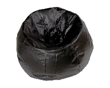 Traditional Bean Bag Chair - Black, Red, Blue and More!