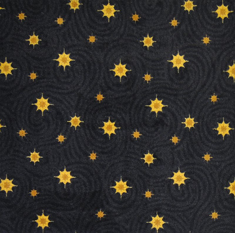 Milky Way Theater Carpet