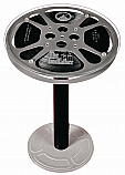 "Paramount Limited Edition Movie Steel Reel 12"" End Table"