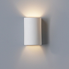 """5"""" Contemporary Cylinder Wall Sconce"""