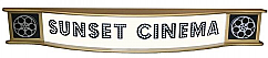 Grand Marquee Home Theater Sign