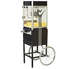 Retro 8 oz. Popcorn Machine