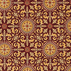 Waldorf Theater Carpet