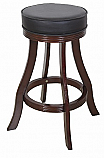 Backless Barstool with Swivel