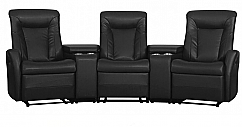 Ovation Home Theater Seating Group 885