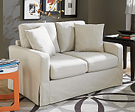 SOFAB LILY Style Loveseat Quick Ship