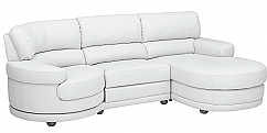 Chaise Sectional Model 575