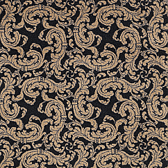Scrollwork Theater Carpet