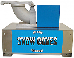 Snow Blitz Portable Snowcone Machine
