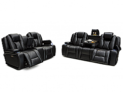 Seatcraft Europa Sofa and Loveseat