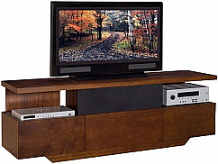 "62"" Contemporary TV Entertainment Console"