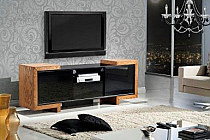"75"" Contemporary TV Stand Media Console"