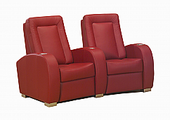Jaymar Model 59212 Home Theater Seat