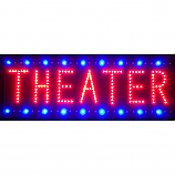 "26"" Theater Neon LED Sign"