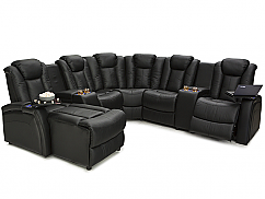 Seatcraft Entrada Theater Sectional