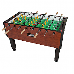Tornado Elite Foosball Table (Cherry)