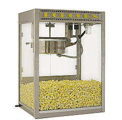 Silver Screen 8 oz Popcorn Machine