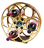 Paramount Limited Edition Movie Reel Wine Rack