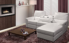 Home Theater Seating Chaise Model 410