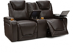 Seatcraft Vienna Multimedia Loveseat