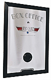 """Paramount Limited Edition Top Gun Box Office Mirror with Classic 2"""" Frame"""