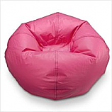 Fuschia Petal Bean Bag