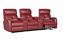 Modern Home Theater Seating Group Model 600