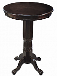 Pub Table with 3 Finish Options