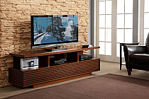 "71"" Contemporary TV Stand Media Console"
