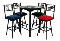 Reel Theater Pub Table