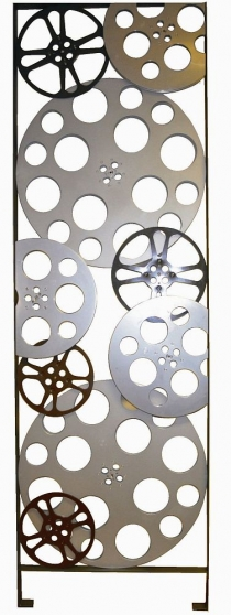 Deluxe Movie Reel Partition