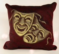 NEW! Deluxe Home Theater Pillows