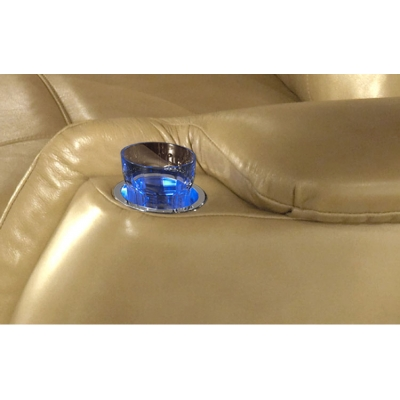 Berkline Lighted Cup Holders