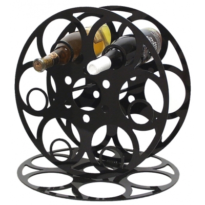 movie reel theater wine rack stargate cinema