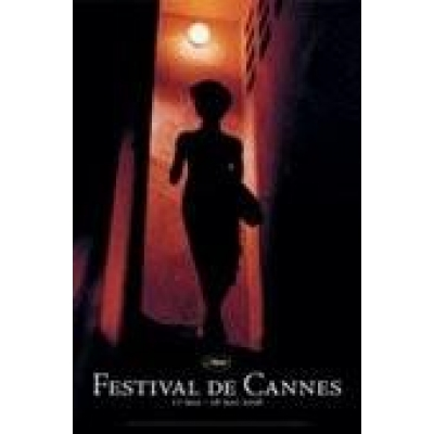 CANNES FILM FESTIVAL POSTER 2006 (FRENCH ROLLED - MEDIUM) Movie Poster
